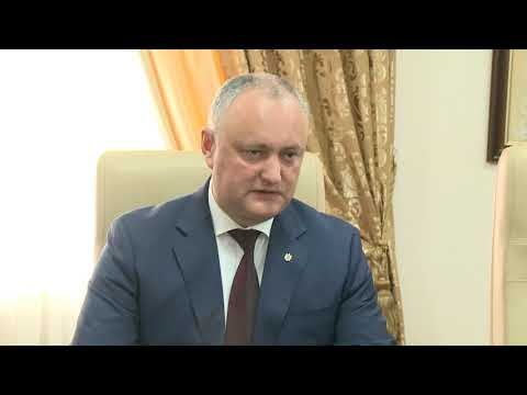 President of the Republic of Moldova and representatives of Superior Council of Magistracy had a discussion