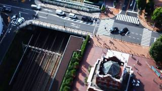 Ebisu Garden Place Tower -Tokyo Miniature-