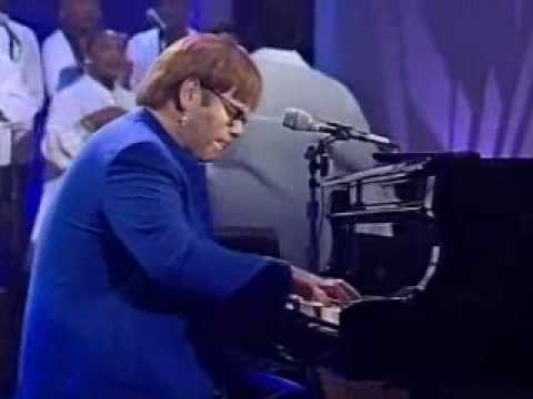 Elton John - If The River Can Bend (Live 1997)