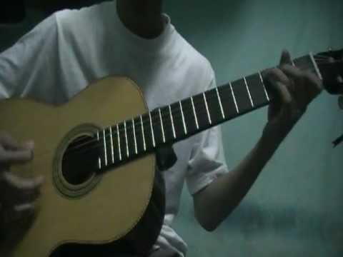 guitar mưa đêm tỉnh nhỏ