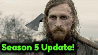 Fear the Walking Dead Season 5 Premiere Date + Connection To Bigger Universe Teaser Breakdown!