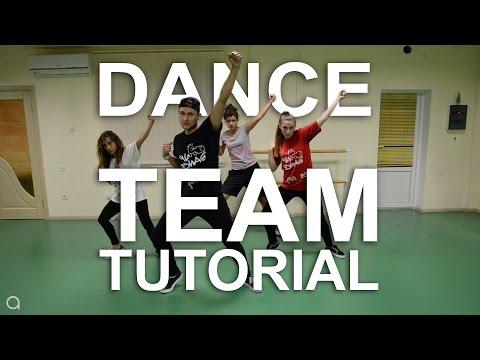 Iggy Azalea - Team (Dance Tutorial Video)/Hip Hop CHOREOGRAPHY BY @OLEGANIKEEV/ANY DANCE TUTORIAL