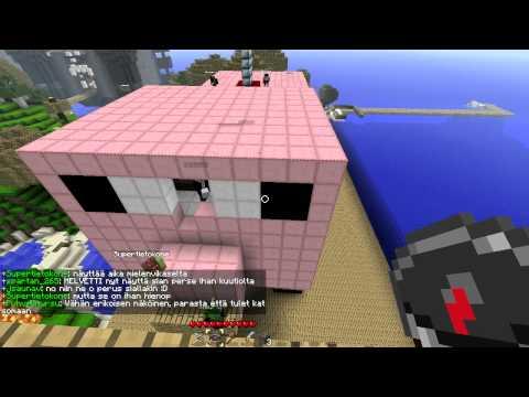 Suomeksi pelailua - Minecraft - 106 [Moninpelailu Special]