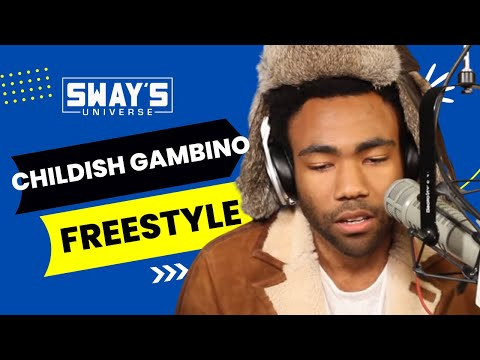 freestyle - Childish Gambino stopped by Sway in the Morning and debuted his new single and gifted a freestyle exclusively for The Citizens. His new album releases in Dec...