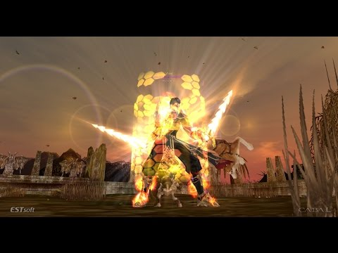 Cabal Online - Blader Solo Maquinas Outpost