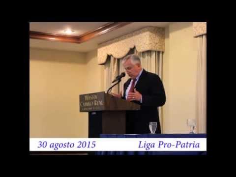 """Video. """"El Estado de Derecho y Guatemala"""" (30 abr 2015)"""