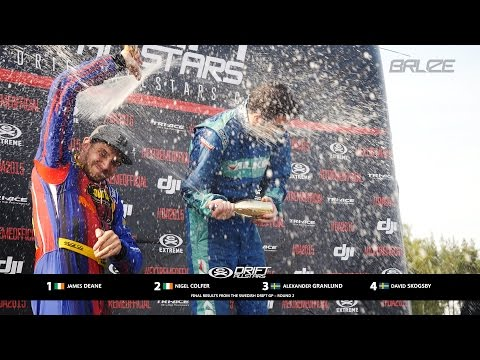 Bild: Drift Allstars Europe R2 Swedish GP