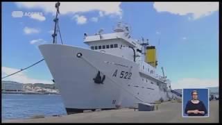 Reportagem RTP Açores-Apresentação dos resultados da missão do IH nos mares dos Açores