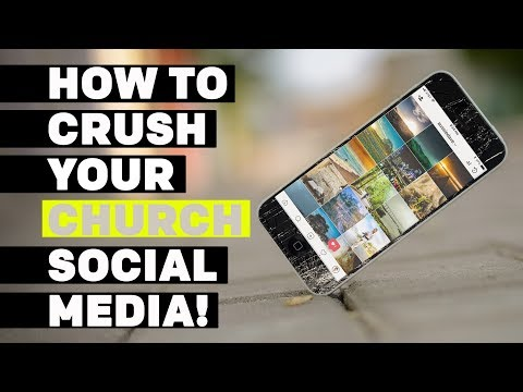 Tips On How To Crush Your Church Social Media