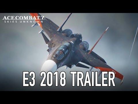 Ace Combat 7: Skies Unknown - E3 2018 Trailer de Pro Evolution Soccer 2019 dévoile son trailer de l'E3 2018