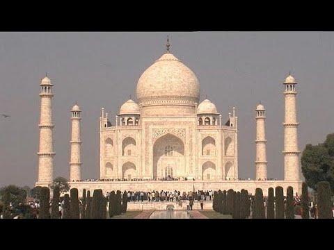 Zugang zum Taj Mahal soll beschränkt werden