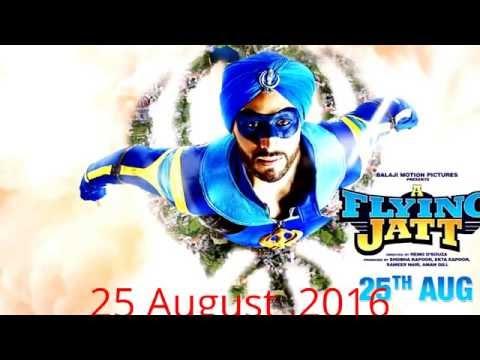 A Flying Jatt - Title Track   Tiger Shroff & Jacqueline Fernandez !!Sachin Jigar !!Mansheel  Raftaar