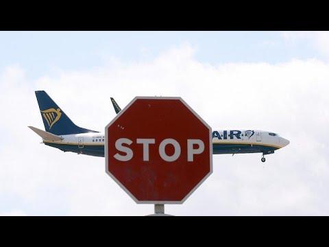 Ταλαιπωρία από την 48ωρη απεργία στη Ryanair