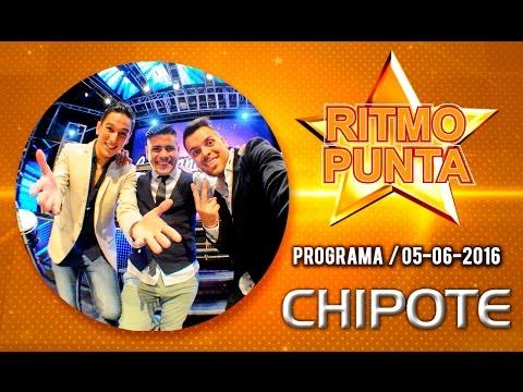Chipote Recibe Disco de Oro – Villa Retiro Ritmo Punta