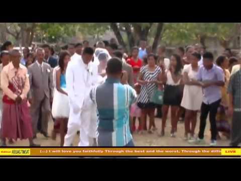 Timorese wedding