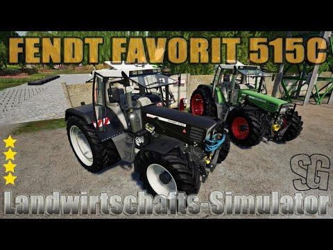 FENDT FAVORIT 515C v1.0.0.0