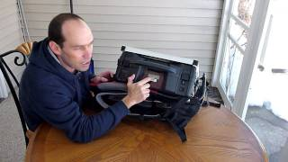 Building a Solar Powered Go-Pack for the Yaesu FT-817