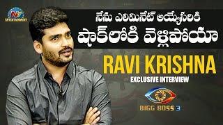 Ravi Krishna Exclusive Interview | Bigg Boss 3 Telugu