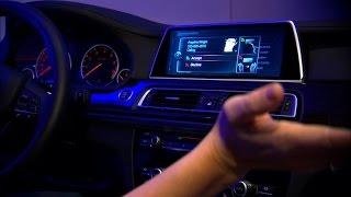 BMW iDrive Gesture Control - CES - CNET