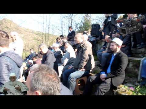 Ahmet Yaşar Hocaefendi Dualarla Uğurlandı