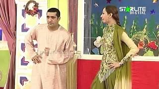 Zafri Khan, Deedar and Sakhawat Naz New Pakistani Stage Drama Full Comedy Clip | Pk Mast
