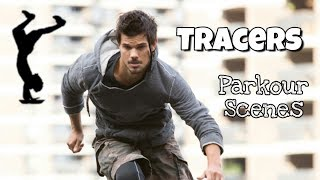 Nonton TRACERS (2015) - All Parkour Scenes || with Taylor Lautner Film Subtitle Indonesia Streaming Movie Download