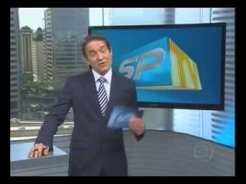 Reportagem na Rede Globo no SP TV – Bike Expo Brasil 2012