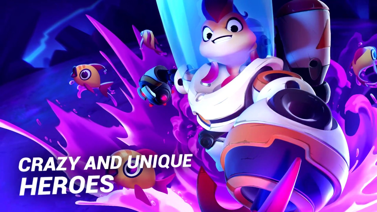 Mobile MOBA 'Planet of Heroes' Soft Launches in Canada, Germany, and Singapore