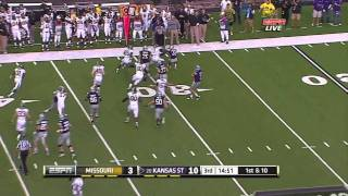 Jacquies Smith vs Kansas State 2011