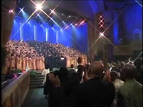 The Brooklyn Tabernacle Choir - Ill Say Yes