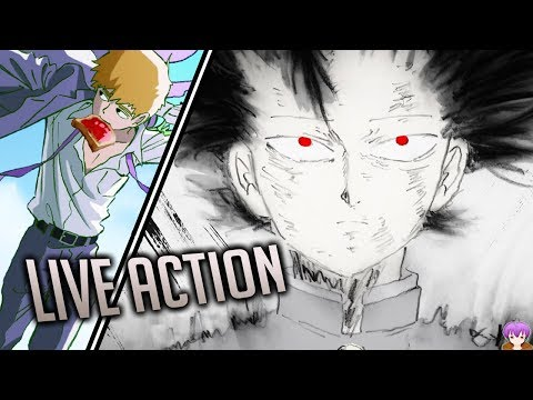 Mob Psycho 100 Netflix Live Action Series Announced For 2018
