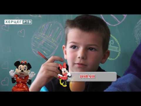 Mini učionica: Vaskrs (16.04.2017.)