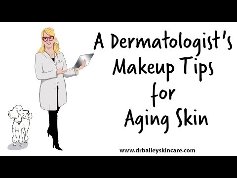 Makeup Tips for Aging Skin