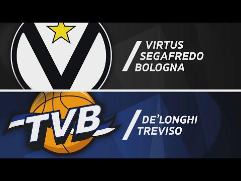 Serie A 2020-21 highlights: Virtus Bologna-Universo Treviso