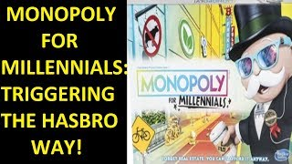 Video Monopoly For Millennials! Making Fun of NPC Culture With Hasbro!! MP3, 3GP, MP4, WEBM, AVI, FLV November 2018
