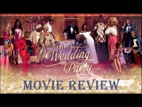 The Wedding Party Movie Review: Class (Part 1)