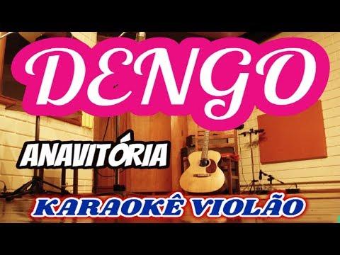 (VERSÃO KARAOKÊ ACUSTICO) Anavitória -  Dengo