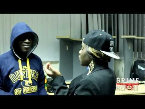 """Sneakbo's biggest fan Raps with Him """"Let Me show you The Wave"""""""