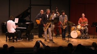 Charles McPherson Ensemble - UC San Diego Jazz Camp