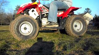 4. 2008 Polaris Outlaw 90 Review