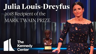 Video Julia Louis-Dreyfus Acceptance Speech   2018 Mark Twain Prize MP3, 3GP, MP4, WEBM, AVI, FLV Desember 2018
