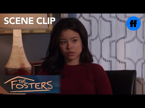 The Fosters   Season 4, Episode 14: Mariana, Stef And Lena Go To Therapy   Freeform