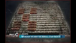 Download Video MEMUKAU! Ribuan Penari Saman Hipnotis Jutaan Penonton Asian Games - iNews Pagi 19/08 MP3 3GP MP4