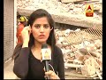 Noida Extension Buildings collapse: 2 male dead bodies recovered, many feared stuck under debris - Video