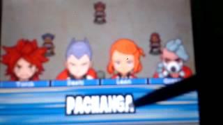 Inazuma Eleven 2 [Conseguir A Torch/Burn El Capitán De Prominence-Caos]