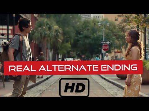 Five Feet Apart The Real Alternate Ending! / Drei Schritte zu dir das echte Alternative Ende