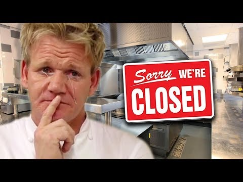 Gordon Ramsay's Career Officially Ended After This Happened..