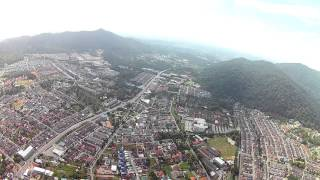 Batu Pahat Malaysia  city images : DJI Phantom 2 Eken H9 Batu Pahat Malaysia