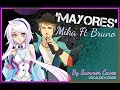 ''MAYORES'' Lyrics Video Cover (VOCALOID)