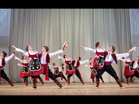 Dança Sérvia, com o Balé de Igor Moiseyev